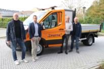 Nieuw voertuig helpt bij onderhoud van wegen