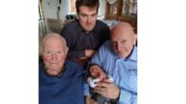 Familie Staquet viert viergeslacht