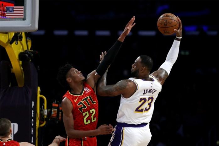 NBA: Sacramento beëindigt zegereeks Boston, LeBron James maakt indruk met de Lakers