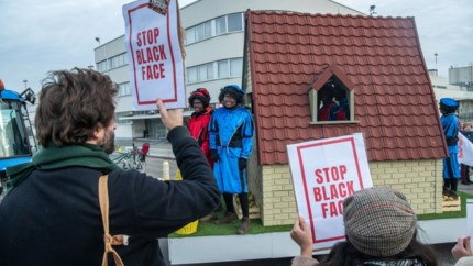 Actie rond Zwarte Piet krijgt nog staartje