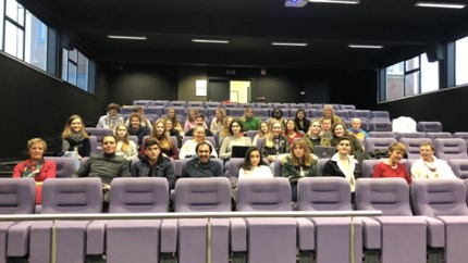 Europese scholieren denken in Herentals na over gendergelijkheid