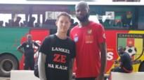 """Didier Lamkel Zé, zijn familie en onze reporter in Kameroen: """"Wat Lamkel betekent? Jezelf smijten, de lont aansteken"""""""