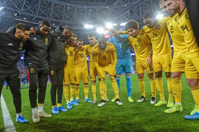 Oefen nu toch eens tegen Spanje, Frankrijk of Brazilië, alsjeblieft