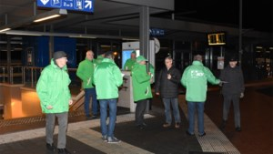 """Werkgroep vreest opnieuw uitstel voor tunnel van station naar parking: """"Een processie van Echternach"""""""