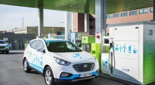 Colruyt gaat tankstation voor waterstof openen in Wilrijk
