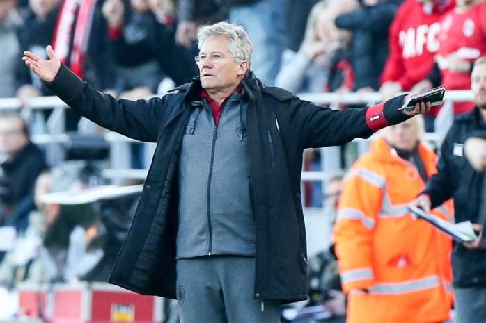 """Bölöni: """"Twee keer tegen AA Gent op vier dagen tijd? Daar ga ik niet over klagen"""""""