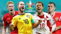 Rode Duivels zijn nu al zeker van Rusland en Denemarken op EURO 2020