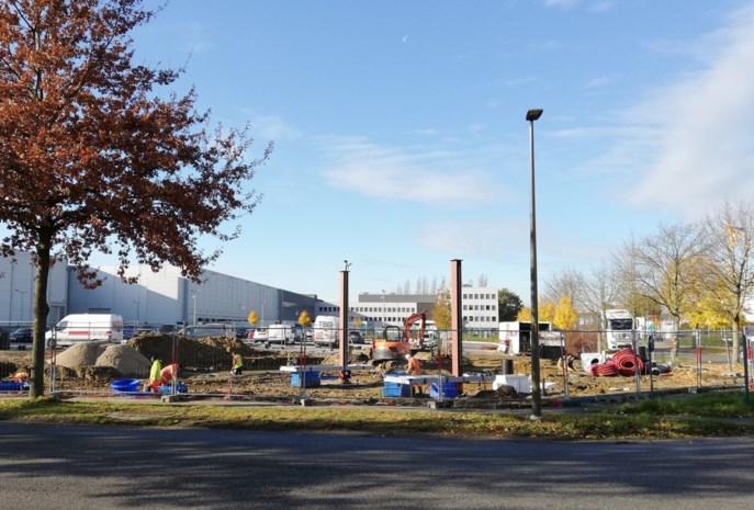 DATS 24 bouwt tankstation in industriezone Mechelen-Zuid