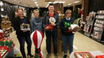 Kerst pop-up moet meer sfeer brengen in Nieuwstraat