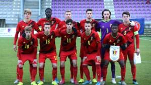 Belgische U19 plaatst zich na nipte zege tegen Griekenland voor eliteronde EK 2020