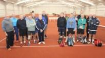 Kastelse tennisclub opent nieuwe tennishal met vier speelvelden