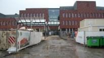 Oud politiekantoor Beveren na 27 jaar tegen de vlakte: nieuw gebouw bijna operationeel
