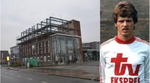 Oud-Antwerpvoetballer bouwt woning op dak voormalige Inzafabriek