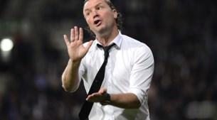 Stijn Vreven is nieuwe trainer van Lokeren