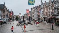 IJzerenleen en eerste gedeelte Onze-Lieve-Vrouwestraat autoluw vanaf eind maart