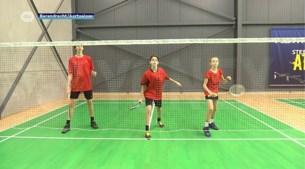 Ongezien: 6 titels van Belgisch kampioen badminton in één familie