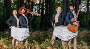 """Peter en Stefan brengen 'hyperlokale comedy': """"Lachen met je buurman is best moeilijk"""""""