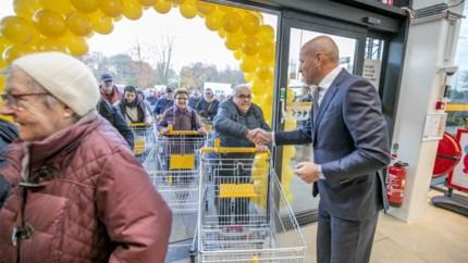 """IN BEELD. Jumbo opent eerste winkel in provincie Antwerpen: """"Vlamingen zijn bourgondischer dan Nederlanders"""""""