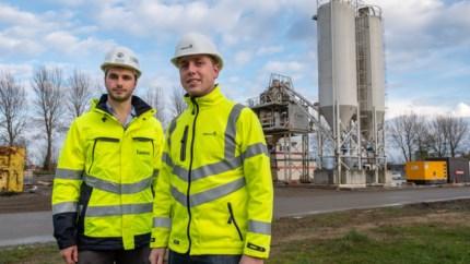 """Centrale Oosterweel produceert 1 miljoen beton: """"Zo houden we 34.000 vrachtwagens van de weg"""""""