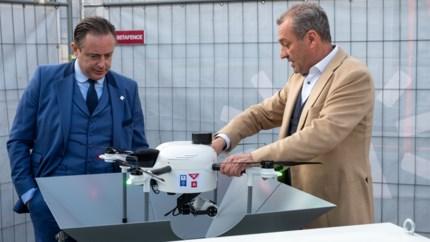 """Drones voor dringende opdrachten in Antwerpen: """"Minder rotherrie, goedkoper en complementair met helikopter"""""""