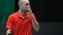 Steve Darcis kan niet stunten tegen Nick Kyrgios, België moet achtervolgen in cruciaal duel tegen Australië