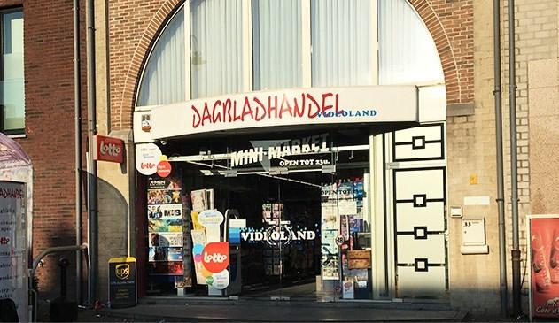 Gewapende overval op dagbladhandel in Stabroek