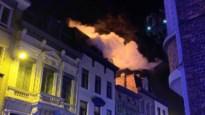 Uitslaande brand in appartementsgebouw in Antwerpen-Noord: bewoners geëvacueerd
