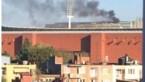 Dikke rookpluim boven Brussel: brand in Paleis 5 op de Heizel