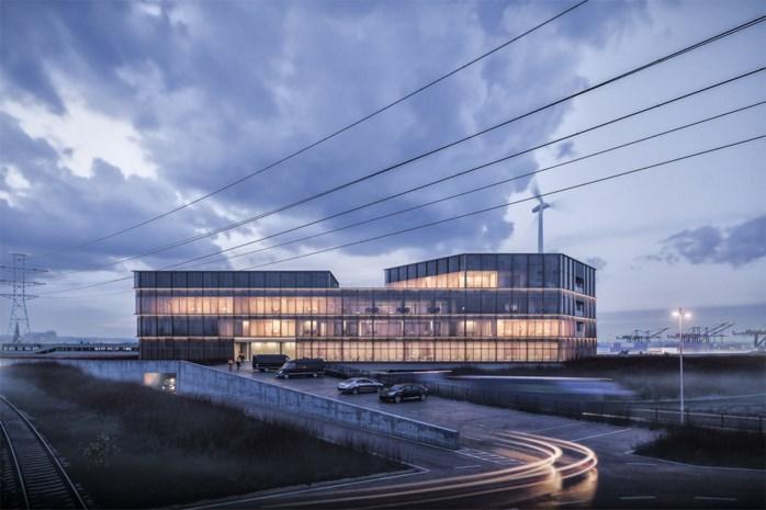 Plaats voor 900.000 containers: DP World legt eerste steen van spectaculaire nieuwbouw