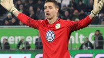 Wolfsburg kan opnieuw op doelman Koen Casteels rekenen