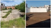 Stad breekt betonnen plein uit om buurt te vergroenen