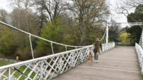 Deel Antwerps Stadspark gaat tijdelijk dicht, stad gaat rotspartijen en hangbrug restaureren