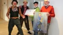Verkoop van schilderijen helpt Zorgclowns