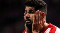 Atlético-aanvaller Diego Costa is geopereerd aan nekhernia