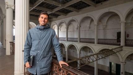 """Werf voor stadsbioscoop start in december op: """"Een nieuwe culturele ontmoetingsplaats"""""""