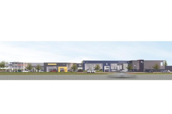 Groep Verellen vernieuwt twee showrooms