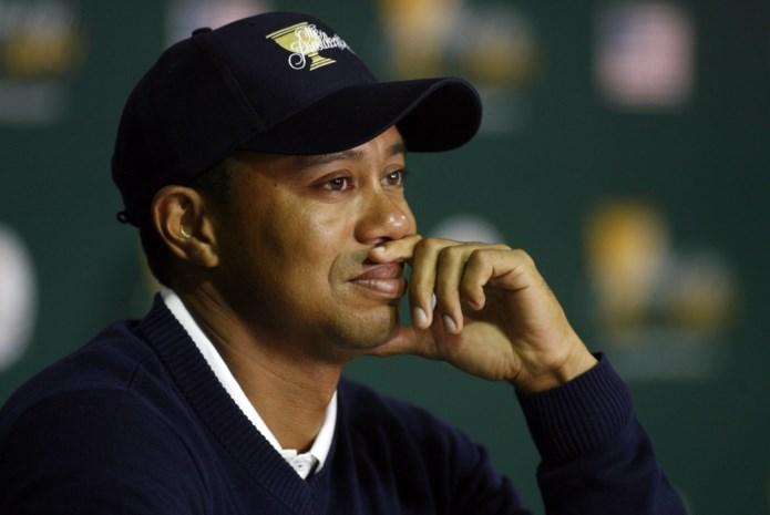 Tien jaar later: het overspelschandaal rond de beste golfer ooit Tiger Woods