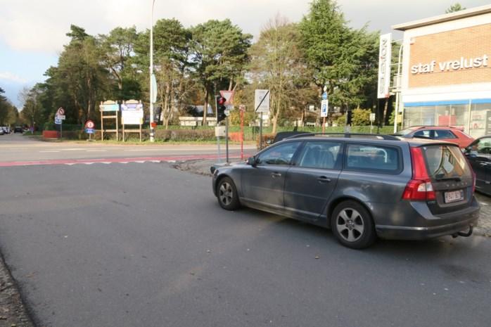 Verkeerslichten aan Staf Vrelust slechts tijdelijk