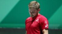 """David Goffin na indivduele nederlaag en uitschakeling in Davis Cup: """"Haalde deze week nooit mijn beste niveau"""""""