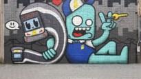'Walls of Boho' zoekt muren buiten de Ring voor likje streetart
