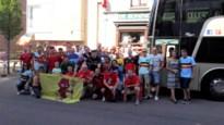 """Fanclub Rode Duivels De Scheve Toren kijkt al uit naar EK: """"Al laten we de verplaatsing naar Sint-Petersburg deze keer links liggen"""""""