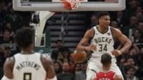 'The Greek freak' pakt in NBA alweer uit met indrukwekkende cijfers