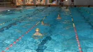 Baantjes zwemmen voor Kinderkankerfonds