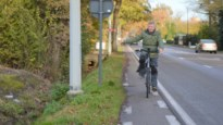 Vlaamse regering pompt komende drie jaar vijf miljoen in fietspad langs N12