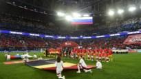 Rode Duivels spelen op EK twee groepswedstrijden in Sint-Petersburg en één keer in Kopenhagen