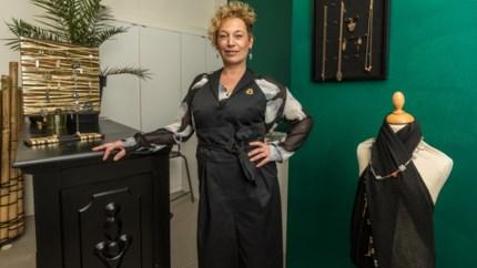 Sally-Jane Van Horenbeeck opent galerij: lekker eten en daarna naar huis met een Daeseleire