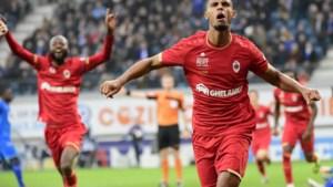 Zinho Gano maakt late 1-1 in Gent, Antwerp blijft ongeslagen in de topmatchen