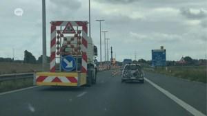 Vanop E17 sluipwegen nemen door Zwijndrecht wordt onmogelijk