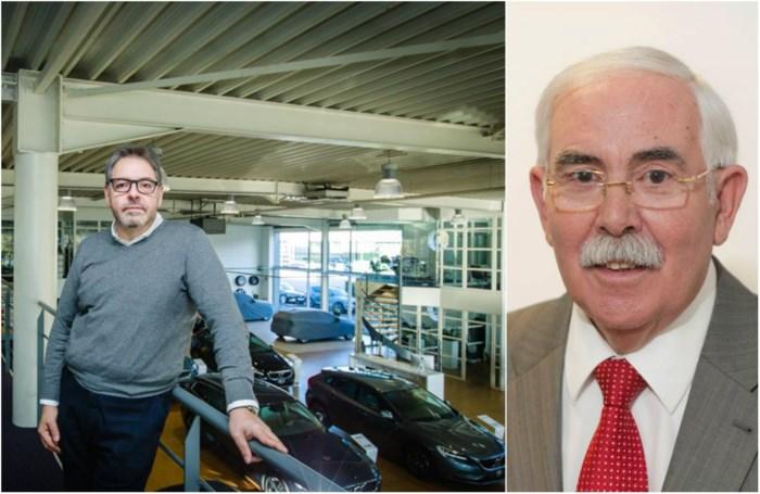 """Medestichter autogroep Vermant overleden: """"We eren vader met een afscheid in onze showroom"""""""