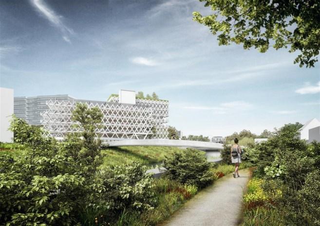 Ruim twee miljoen Vlaamse steun om bruggen op Keerdoksite te bouwen